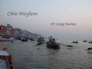 Chris Wayfarer - Long Journey Cover