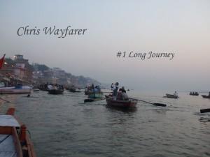 Chris Wayfarer - Long Journey Cover