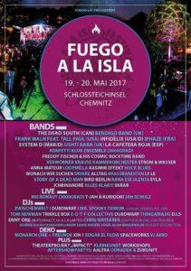 Fuego A La Isla Festival 2017