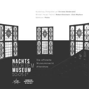 Cafe Moskau - Nachts nach dem Museum