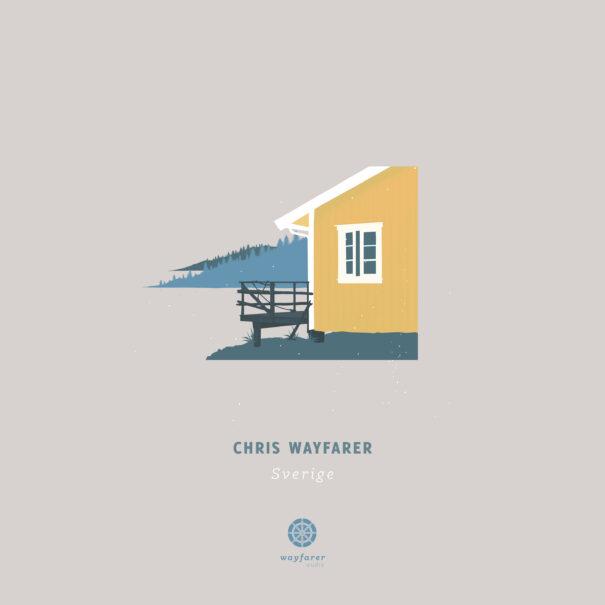 Chris Wayfarer - Sverige EP