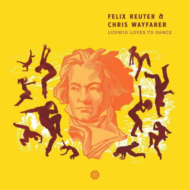Artwork Ludwig Loves To Dancem written and producedy by Felix Reuter and Chris Wayfarer